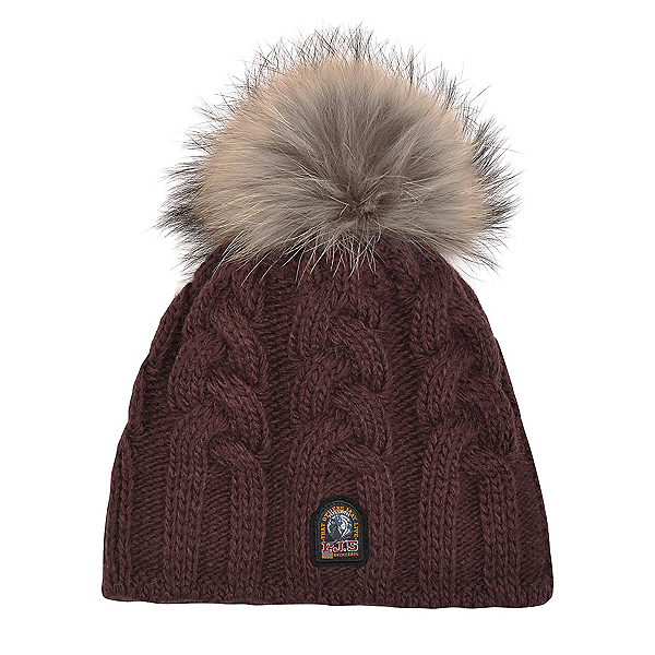 Parajumpers Cable Mens Hat 2019, Burgundy, 600
