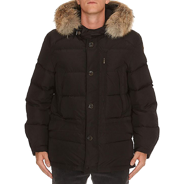 Parajumpers Carmel Mens Jacket, Black, 600