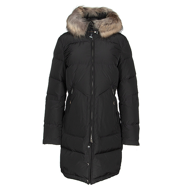 Parajumpers Light Long Bear Womens Jacket, Black, 600