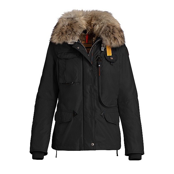 Parajumpers Denali Womens Jacket, Black, 600