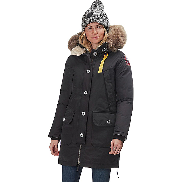 Parajumpers Inuit Womens Jacket, Black, 600