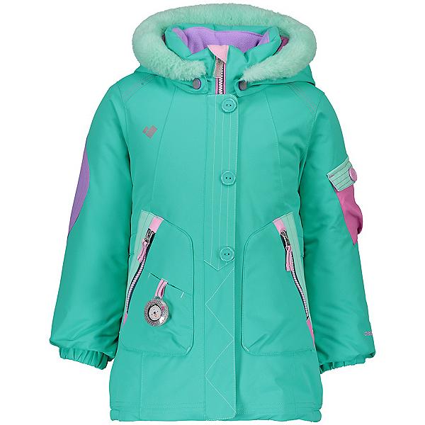 Obermeyer Pop Star Toddler Girls Ski Jacket 2020, Glacier Pool, 600