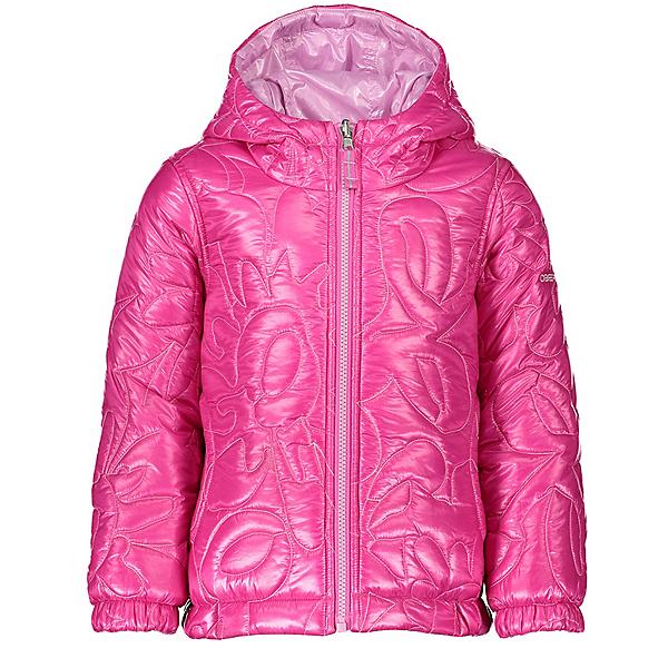 Obermeyer Nifty Reversible Toddler Girls Ski Jacket, Berried Treasur, 600