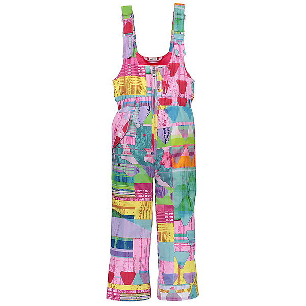 Obermeyer Snoverall Print Toddler Girls Ski Pants 2020, Candy Land, 600