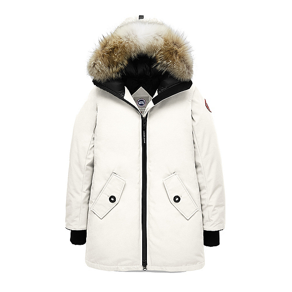 Canada Goose Rosemont Parka Womens Jacket, Early Light, 600