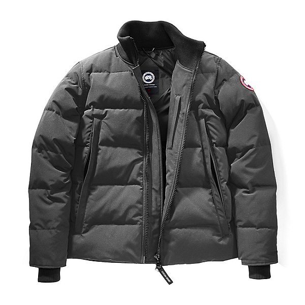 Canada Goose Woolford Mens Jacket, Graphite, 600