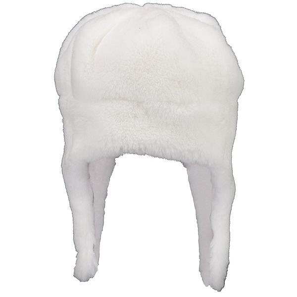 Obermeyer Orbit Fur Toddlers Hat, White, 600