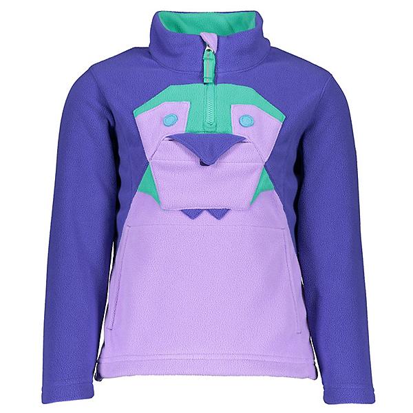 Obermeyer Dream On Fleece Girls Jacket, Va Va Violet, 600
