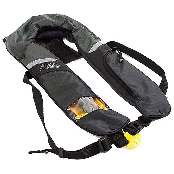Hobie PFD Inflatable Life Vest 2020, Green, 600