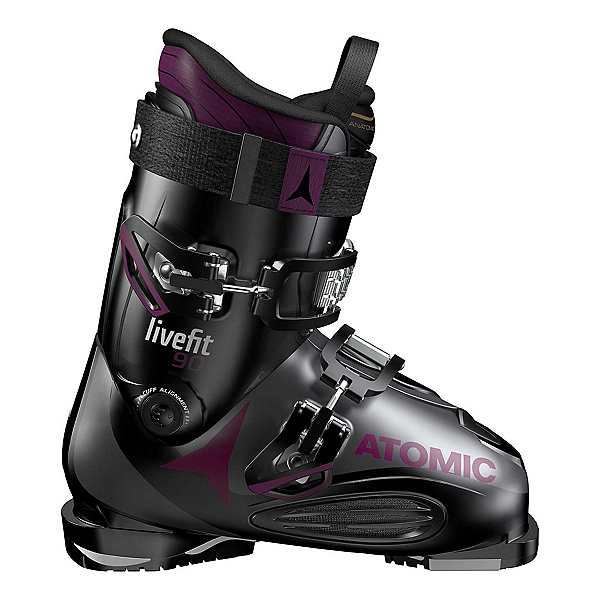 Atomic Live Fit 90 Womens Ski Boots 2019, , 600