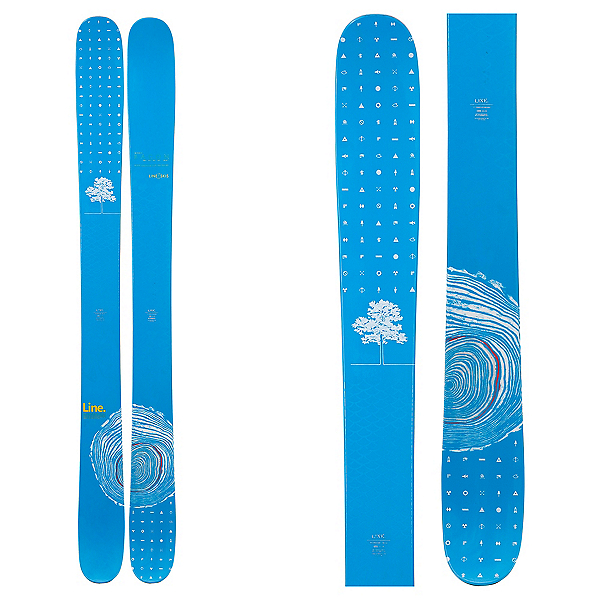 Line Sir Francis Bacon Shorty Kids Skis, , 600