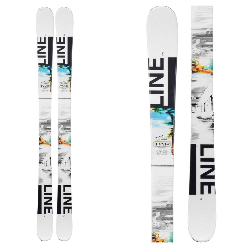 Line Wallisch Shorty Kids Skis 2019