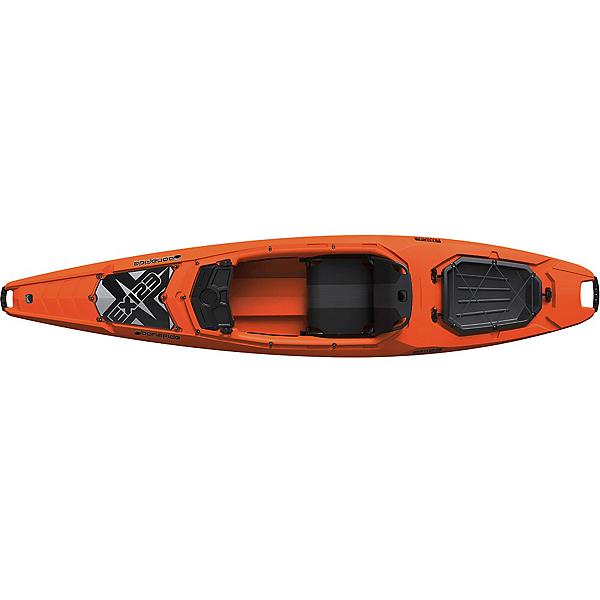 Bonafide Kayaks EX123 Sit On Top Kayak 2019, Hondo Orange, 600