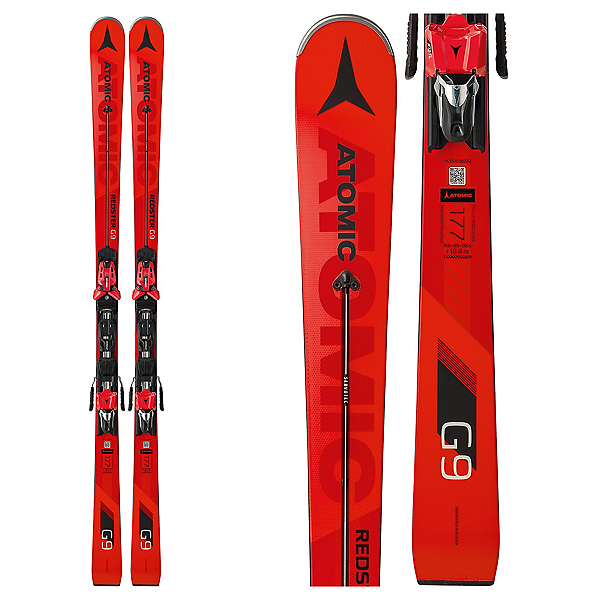 Atomic Redster G9 Race Skis with X 14 TL RS Bindings, , 600