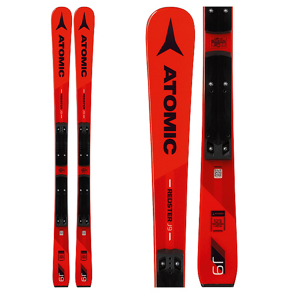 Atomic Redster J9 FIS Junior Race Skis, , 600