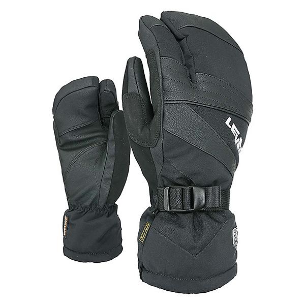 Level Patrol Trigger Mittens, Black, 600