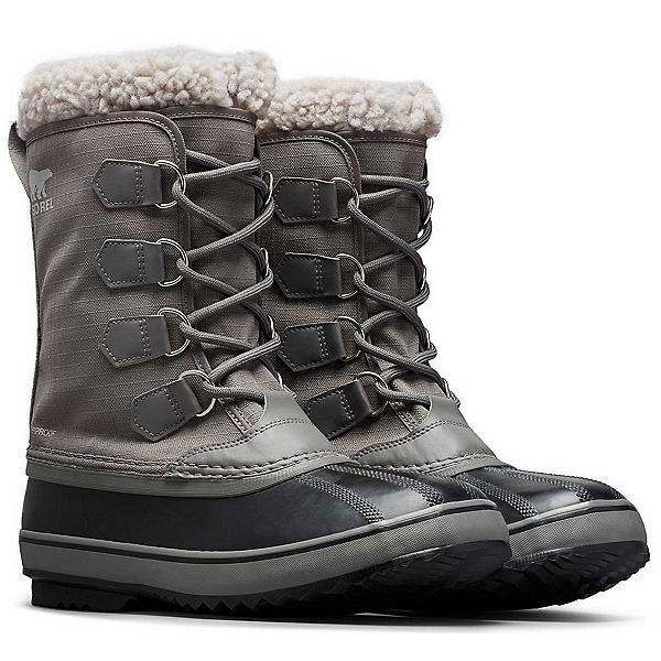 Sorel 1964 Pac Nylon Mens Boots, Quarry-Dove, 600