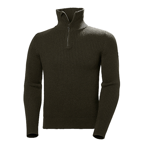 Helly Hansen Marka Wool Mens Sweater, Beluga, 600