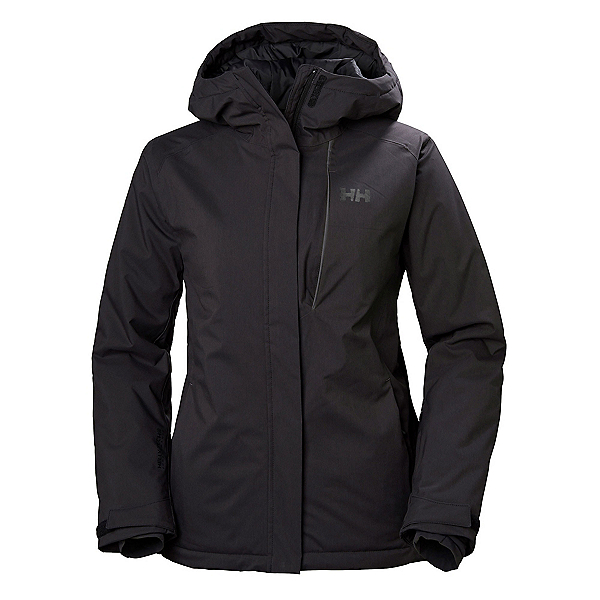 Helly Hansen Snowstar Womens Insulated Ski Jacket 2020, Black, 600