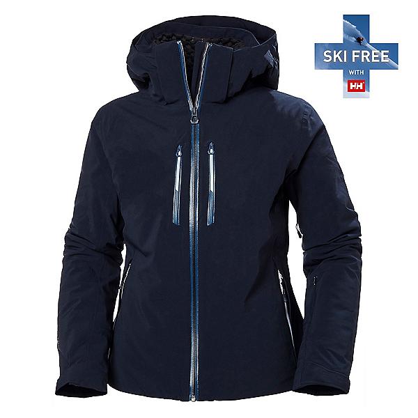 Helly Hansen Alphelia Lifaloft Womens Insulated Ski Jacket, , 600