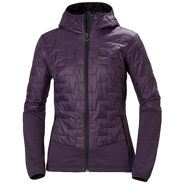 Helly Hansen Lifaloft Hybrid Womens Jacket 2020, Nightshade, 600
