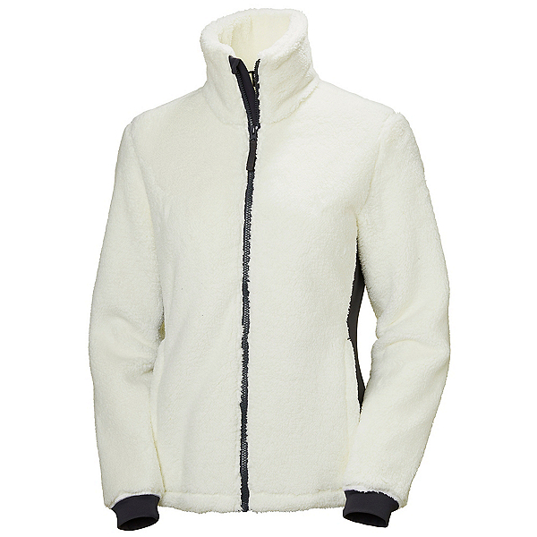 Helly Hansen Precious Fleece Womens Jacket, Offwhite, 600