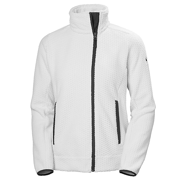 Helly Hansen Lyra Fleece Womens Jacket, Offwhite, 600