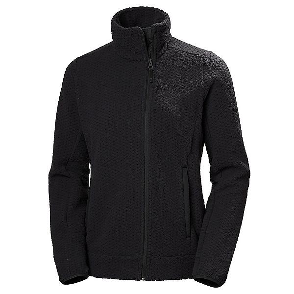 Helly Hansen Lyra Fleece Womens Jacket 2020, Black, 600
