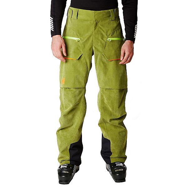 Helly Hansen Garibaldi Mens Ski Pants, Wood Green, 600