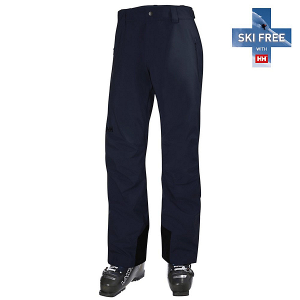 Helly Hansen Legendary Insulated Mens Ski Pants, Navy, 600
