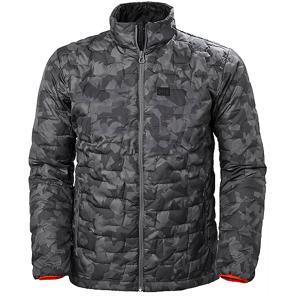 Helly Hansen Lifaloft Insulator Mens Jacket (Previous Year) 2020, Charcoal Camo, 600