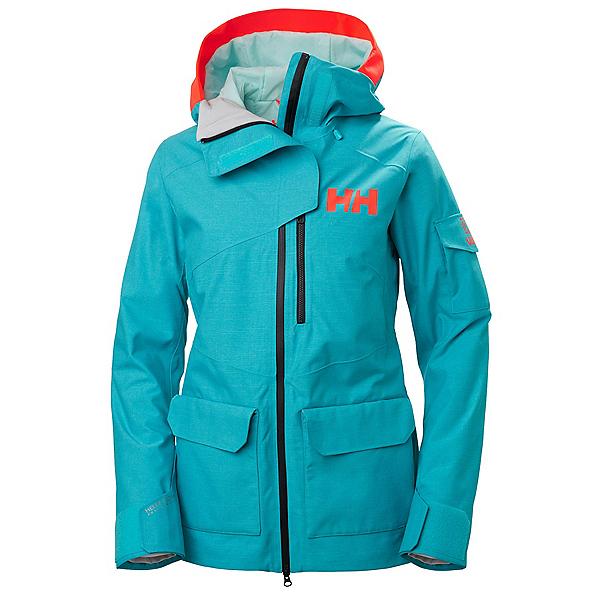 Helly Hansen Powderqueen 2.0 Womens Insulated Ski Jacket 2020, , 600