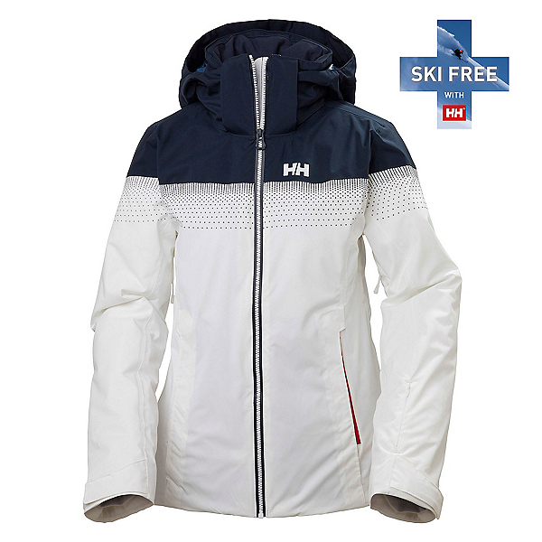 Helly Hansen Motionista Lifaloft Womens Insulated Ski Jacket (Previous Year) 2020, , 600