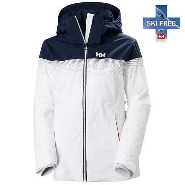 Helly Hansen Motionista Lifaloft Womens Insulated Ski Jacket, , 600