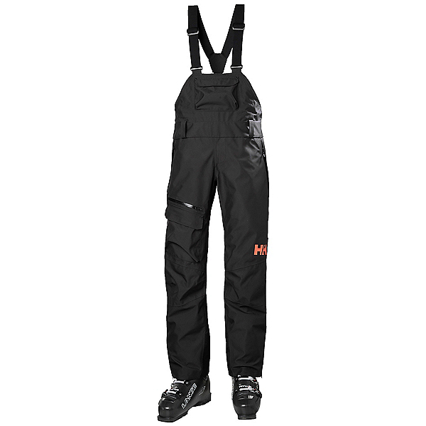 Helly Hansen Powderqueen Bib Womens Ski Pants, , 600