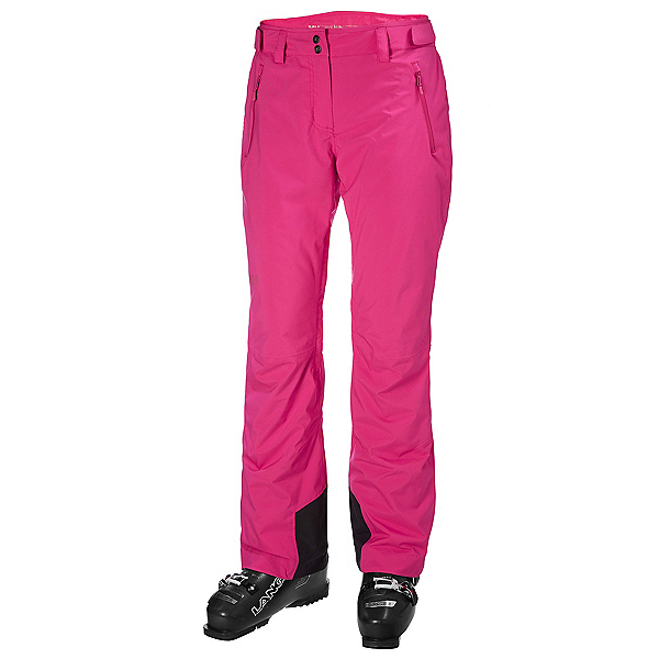 Helly Hansen Legendary Insulated Womens Ski Pants, Dragon Fruit, 600