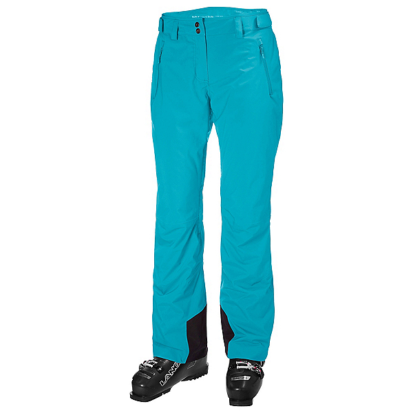 Helly Hansen Legendary Insulated Womens Ski Pants (Previous Year), Scuba Blue, 600