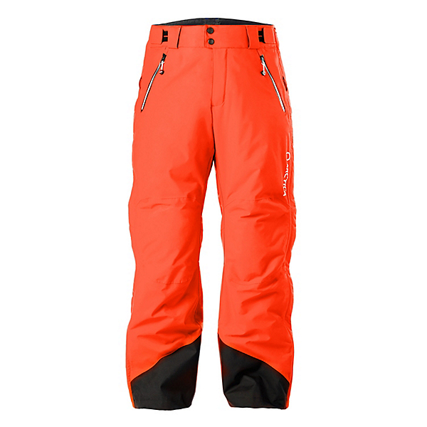 Arctica Side Zip 2.0 Unisex Ski Pants, Tangerine, 600