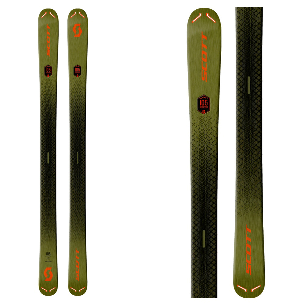Scott Scrapper 105 Skis 2020
