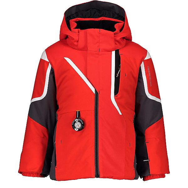 Obermeyer Formation Toddler Ski Jacket, Red, 600