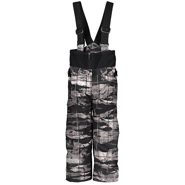 Obermeyer Warp Toddler Boys Ski Pants 2020, Strato Plaid, 600