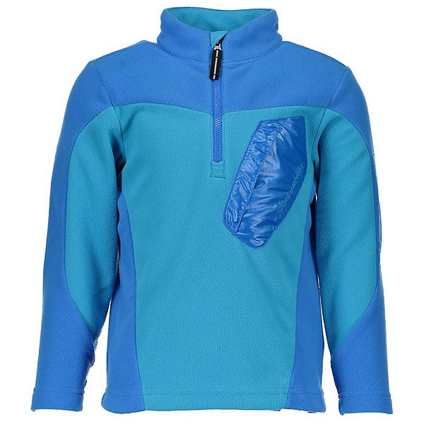 Obermeyer Astro Fleece Boys Jacket, Blue Vibes, 600