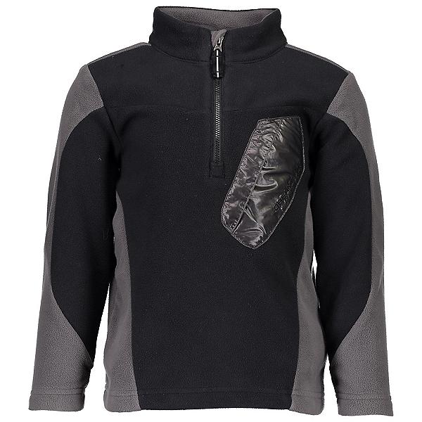 Obermeyer Astro Fleece Boys Jacket, Black, 600