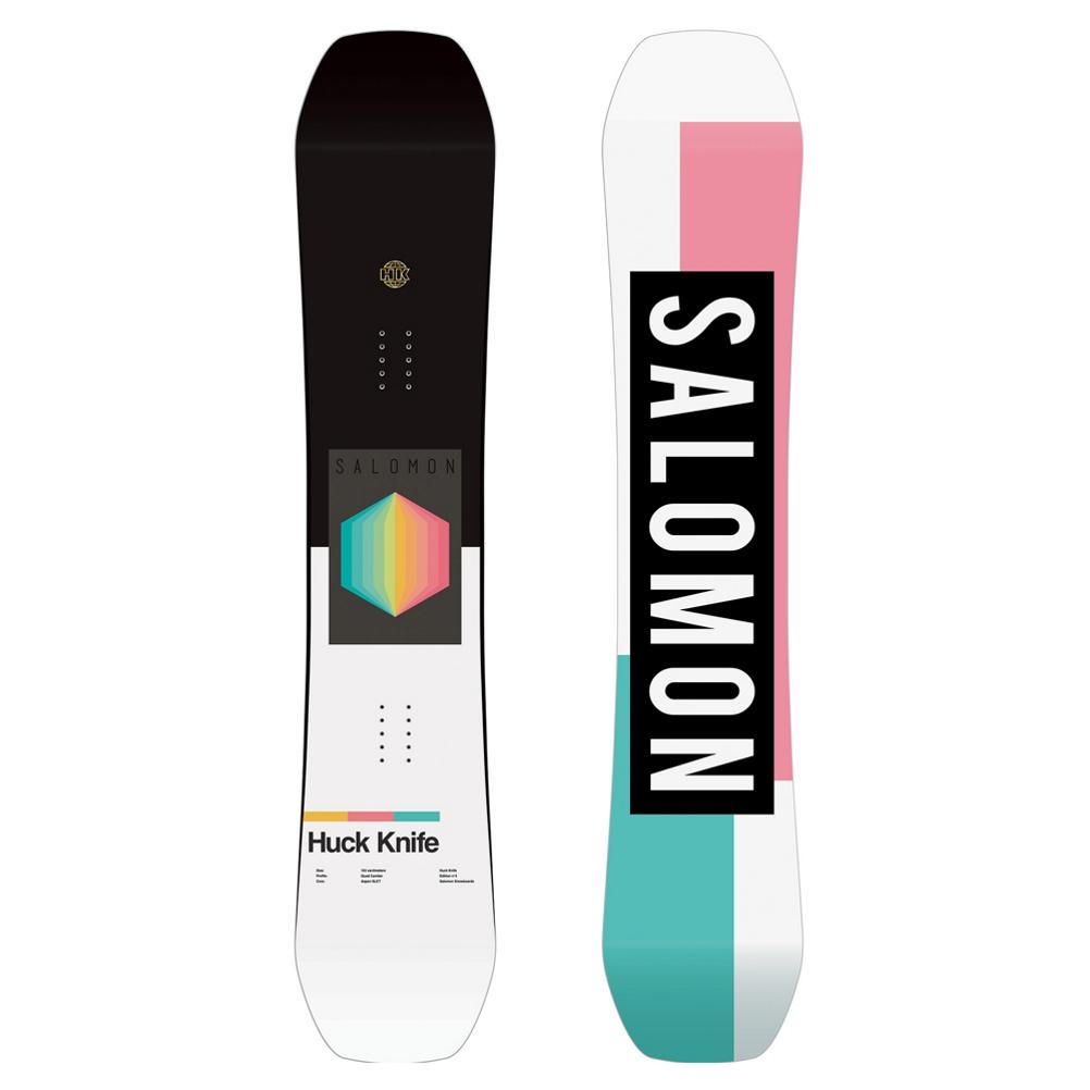 Salomon Huck Knife Snowboard 2020 im test
