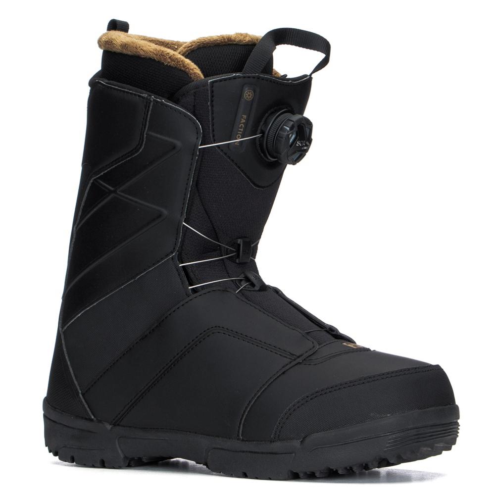 Salomon Faction BOA Snowboard Boots 2020 im test