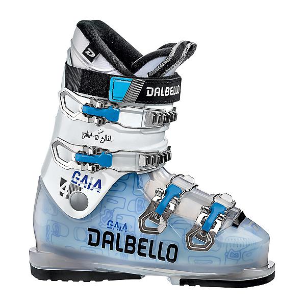 Dalbello Gaia 4.0 Girls Ski Boots, Transparent-White, 600