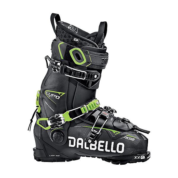 Dalbello Lupo AX 90 Ski Boots 2021, Black-Black, 600