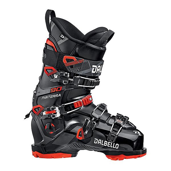 Dalbello Panterra 90 GW Ski Boots 2021, Black-Red, 600