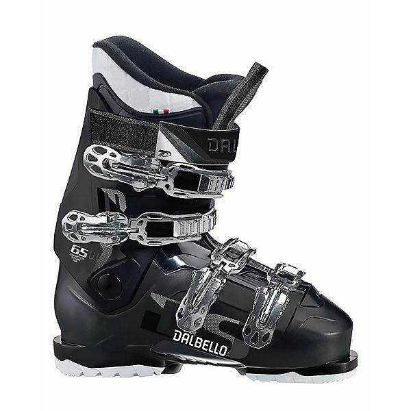 Dalbello DS MX 65 Womens Ski Boots, Black Trans-Black, 600