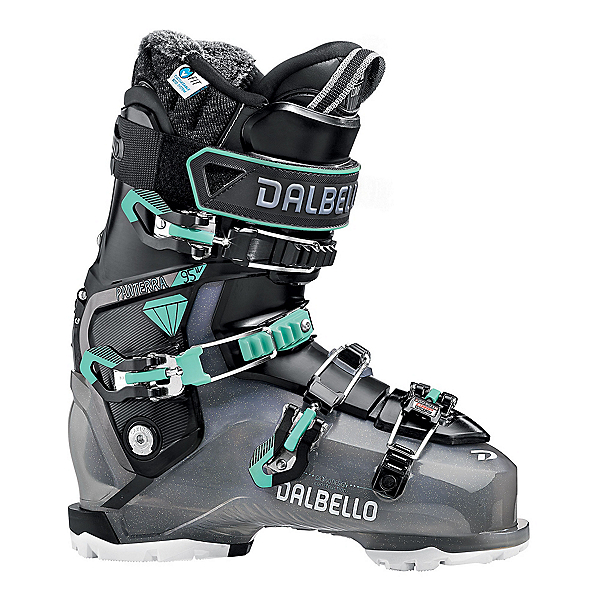 Dalbello Panterra 95 GW Womens Ski Boots 2021, Black Glitter-Black, 600